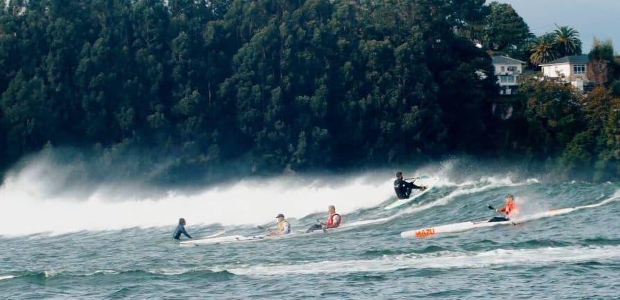 1° Regata Kayak De Mar Concello de Miño